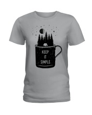 Keep It Simple 3 Ladies T-Shirt thumbnail