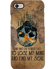 And Into The Forest I Go Phone Case i-phone-7-case