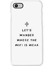 Lets Wander Phone Case thumbnail