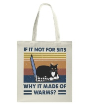 Why It Made Of Warms Tote Bag thumbnail