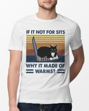 Why It Made Of Warms Classic T-Shirt lifestyle-mens-crewneck-front-13