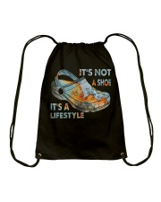 It's A Lifestyle Drawstring Bag thumbnail