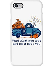 Find What You Love Phone Case thumbnail
