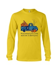 Find What You Love Long Sleeve Tee thumbnail