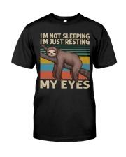I Am Not Sleeping Classic T-Shirt thumbnail