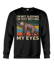 I Am Not Sleeping Crewneck Sweatshirt thumbnail