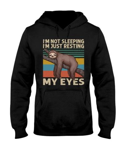 I Am Not Sleeping