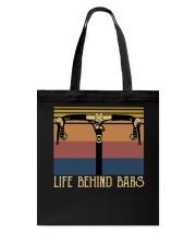 Life Behind Bars Tote Bag thumbnail