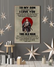 To My Son 11x17 Poster lifestyle-holiday-poster-1