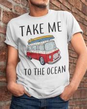 Take Me To The Ocean Classic T-Shirt apparel-classic-tshirt-lifestyle-26