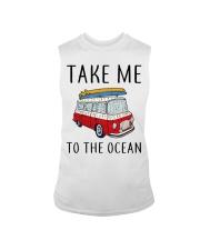Take Me To The Ocean Sleeveless Tee thumbnail