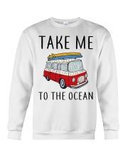 Take Me To The Ocean Crewneck Sweatshirt thumbnail