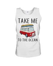 Take Me To The Ocean Unisex Tank thumbnail