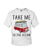 Take Me To The Ocean Youth T-Shirt thumbnail