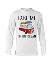 Take Me To The Ocean Long Sleeve Tee thumbnail