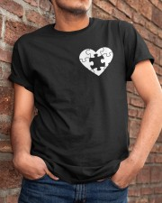 You Are Missing Classic T-Shirt apparel-classic-tshirt-lifestyle-26