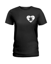 You Are Missing Ladies T-Shirt thumbnail