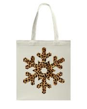Snow Tote Bag thumbnail