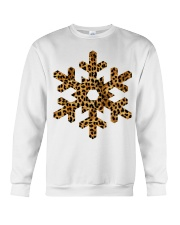 Snow Crewneck Sweatshirt front