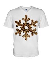 Snow V-Neck T-Shirt thumbnail