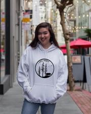 I Hate People Hooded Sweatshirt lifestyle-unisex-hoodie-front-2