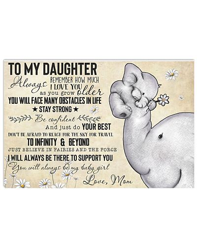 To My Daughter