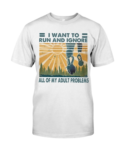 I Want To Run And Ignore