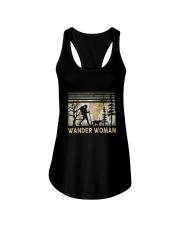 Wander Woman Ladies Flowy Tank thumbnail