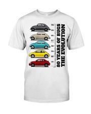 80 Years Of Bugs Classic T-Shirt thumbnail