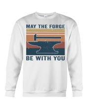 May The Forge Be With You Crewneck Sweatshirt thumbnail