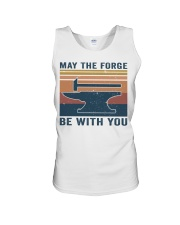 May The Forge Be With You Unisex Tank thumbnail