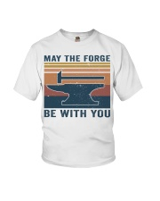 May The Forge Be With You Youth T-Shirt thumbnail