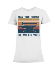 May The Forge Be With You Premium Fit Ladies Tee thumbnail