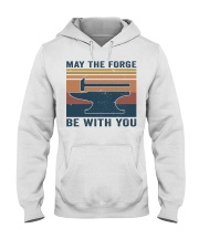 May The Forge Be With You Hooded Sweatshirt thumbnail