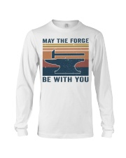 May The Forge Be With You Long Sleeve Tee thumbnail