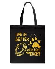 Life Is Better Tote Bag thumbnail