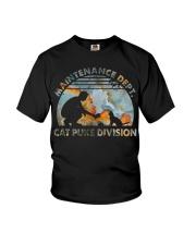 Cat Puke Division Youth T-Shirt thumbnail