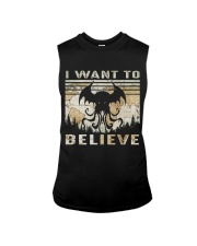I Want To Believe Sleeveless Tee thumbnail