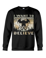 I Want To Believe Crewneck Sweatshirt thumbnail