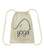 Love Yoga Drawstring Bag thumbnail