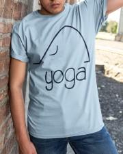 Love Yoga Classic T-Shirt apparel-classic-tshirt-lifestyle-27