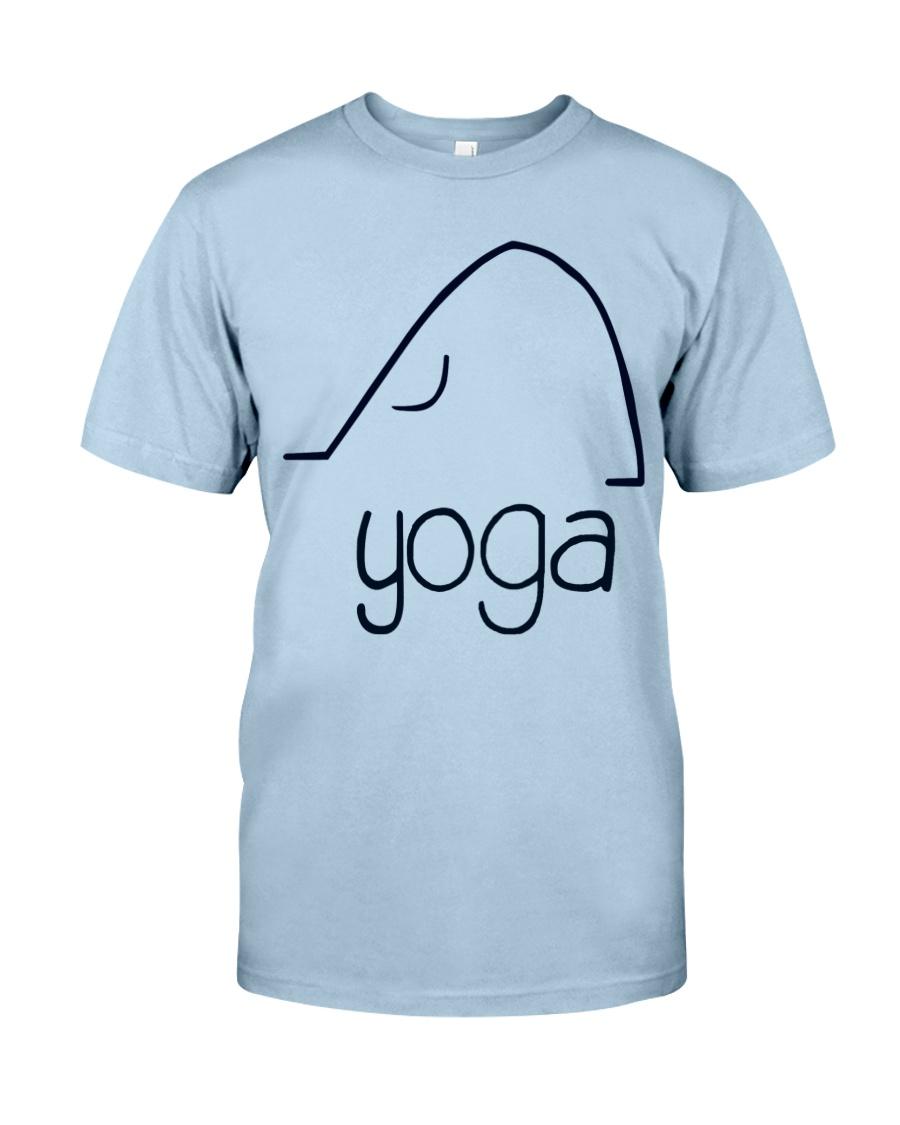 Love Yoga Classic T-Shirt