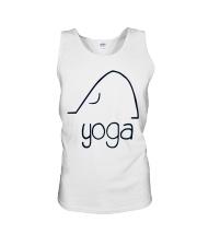 Love Yoga Unisex Tank thumbnail