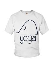 Love Yoga Youth T-Shirt thumbnail