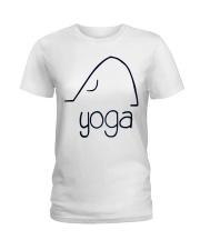 Love Yoga Ladies T-Shirt thumbnail