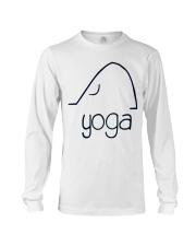 Love Yoga Long Sleeve Tee thumbnail