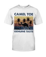 Camel Toe Genuine Taste Classic T-Shirt front
