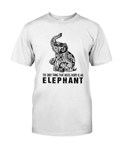 Is An Elephant