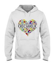 I am A Crocsaholic Hooded Sweatshirt thumbnail
