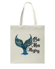 Be Mermazing Tote Bag tile